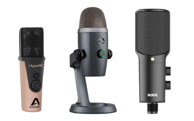 Microphone Usb Studio