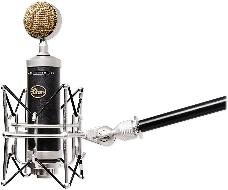 Blue Baby Bottle SL est microphone pour amplificateur.