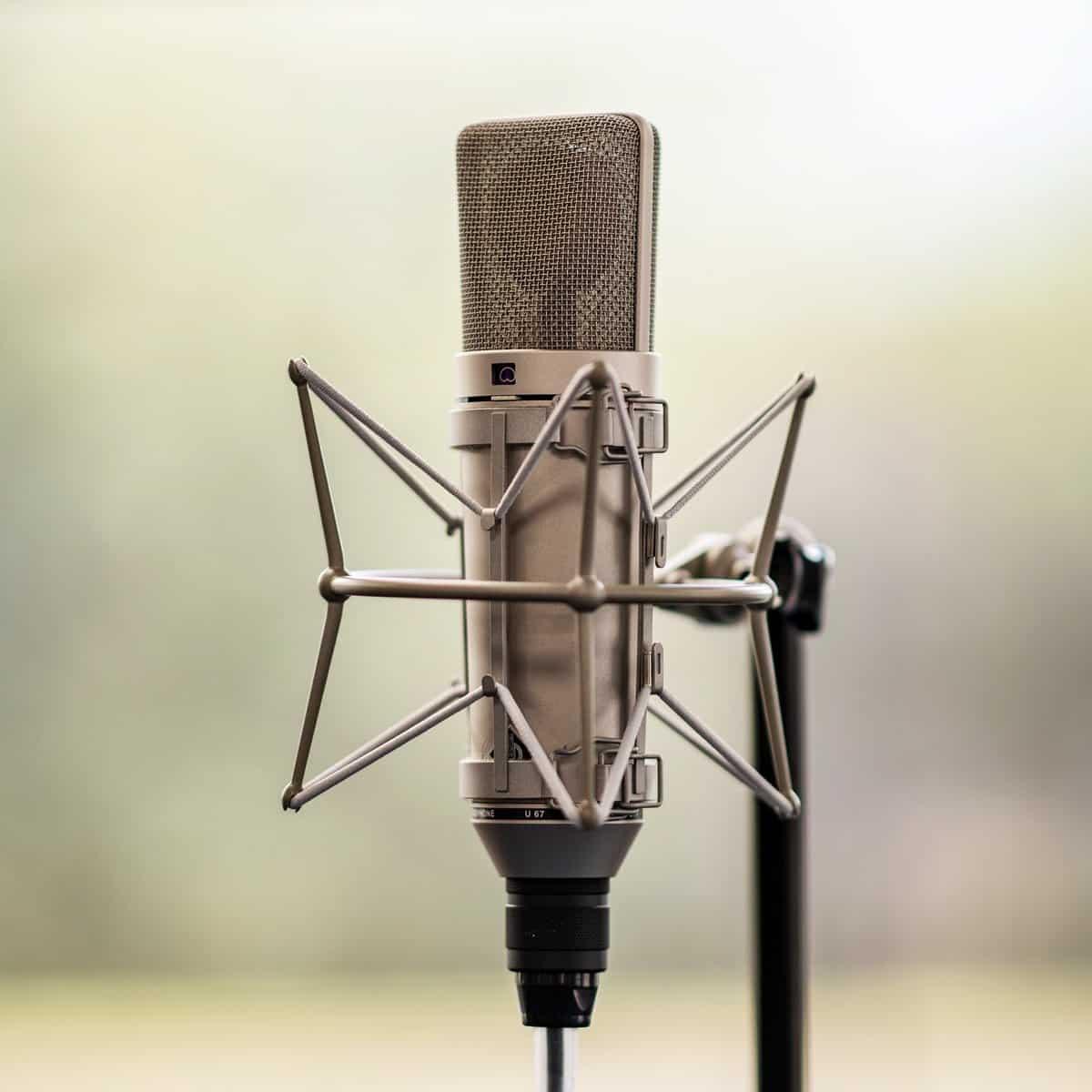 Microphone à Trois Types de Directivités