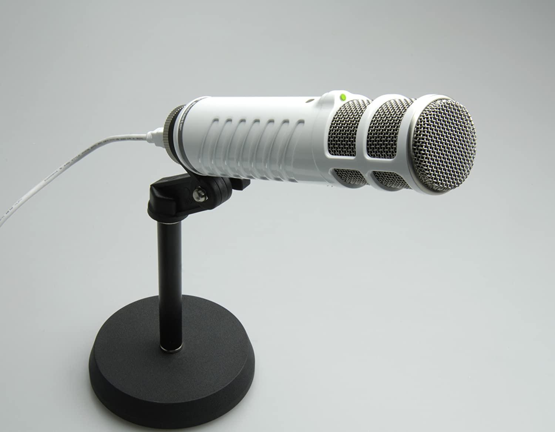 Rode Podcaster USB avec support
