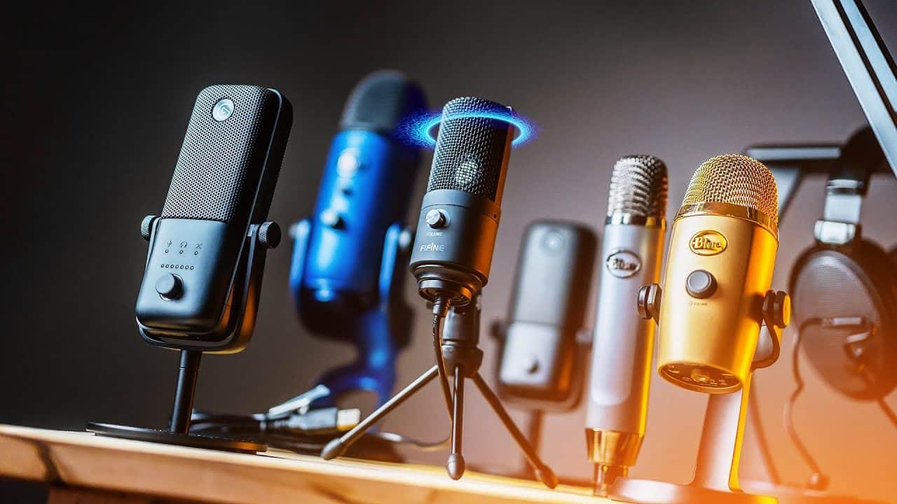 Meilleur microphone USB de 2021