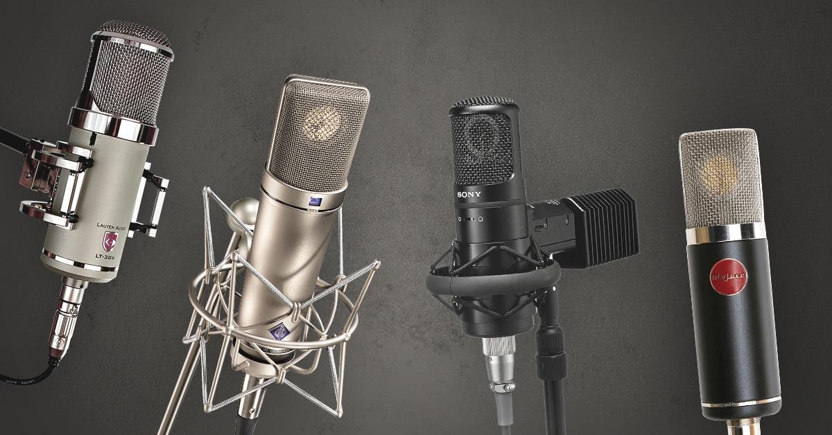 Meilleurs Microphones Pour Rap et Hip hop