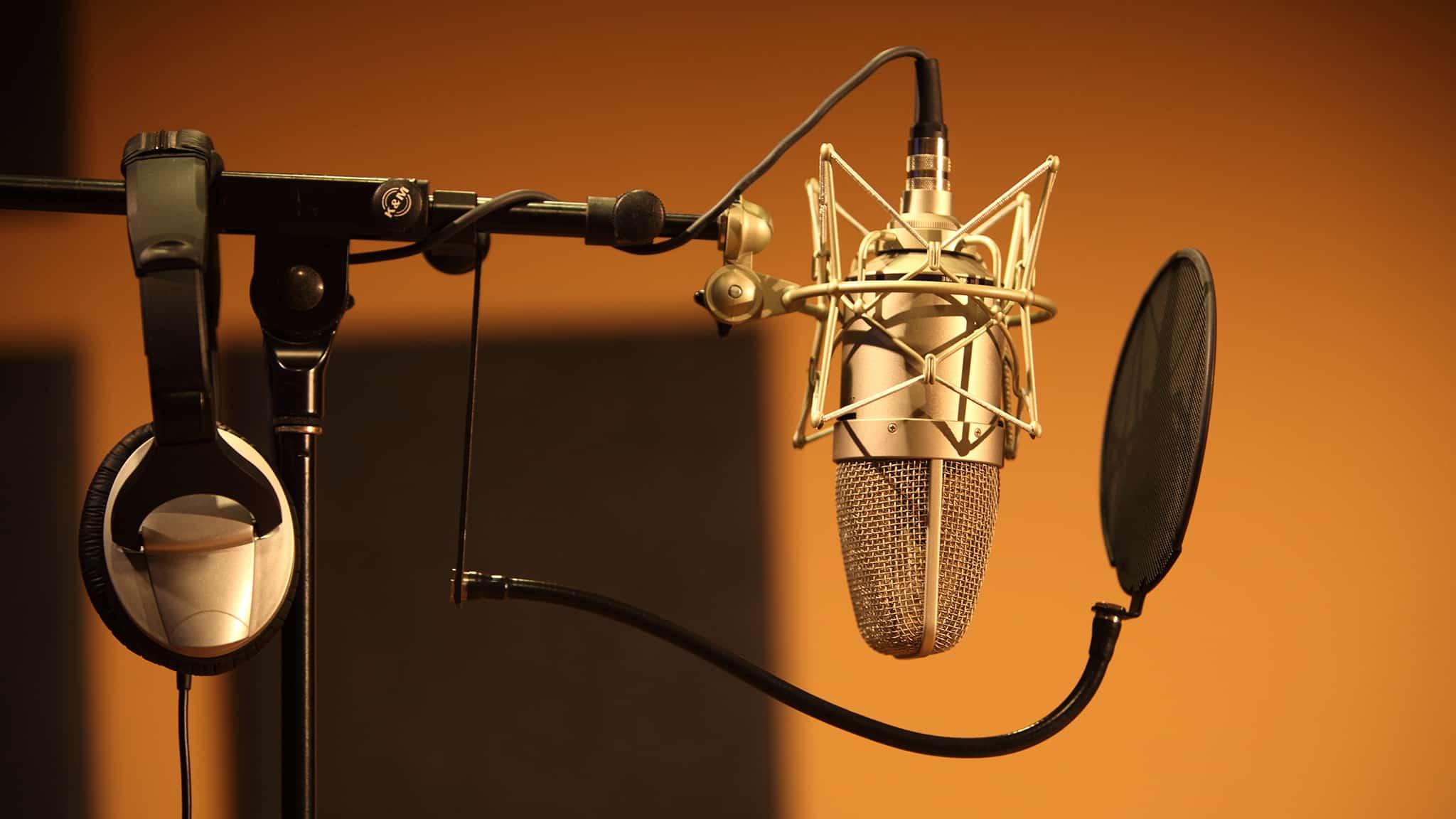 Pour un enregistrement de votre composition hip-hop