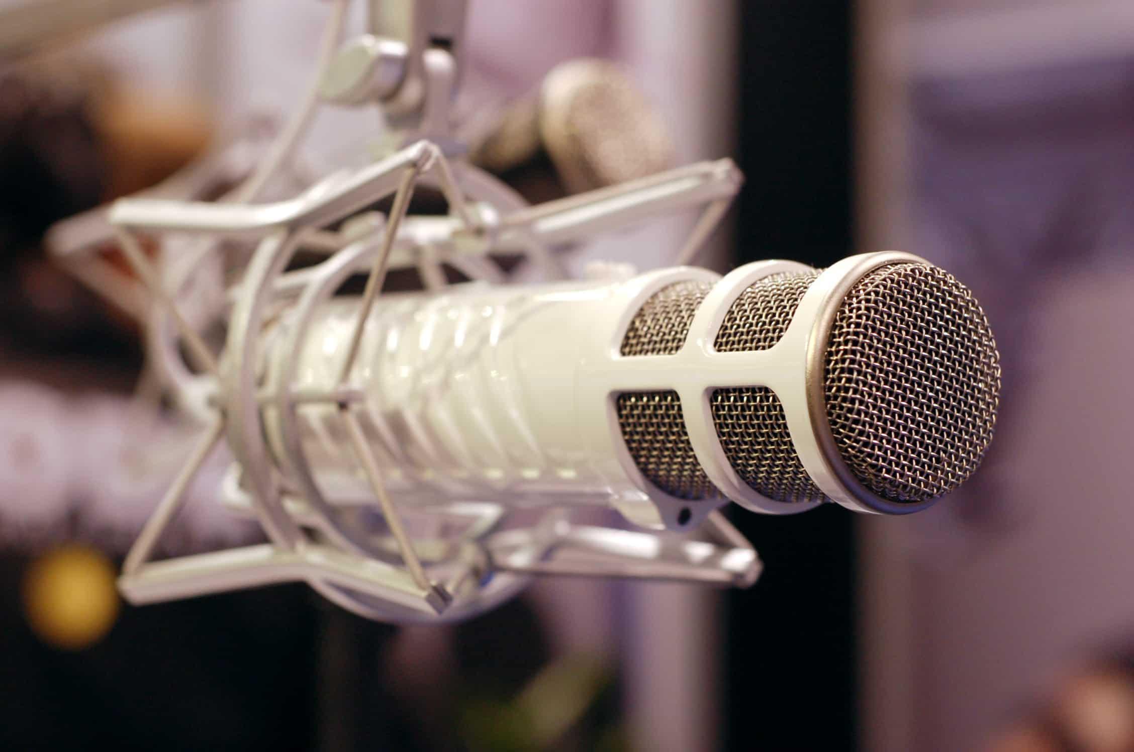 le Rode Podcaster vous offrira une qualité audio exceptionnelle.