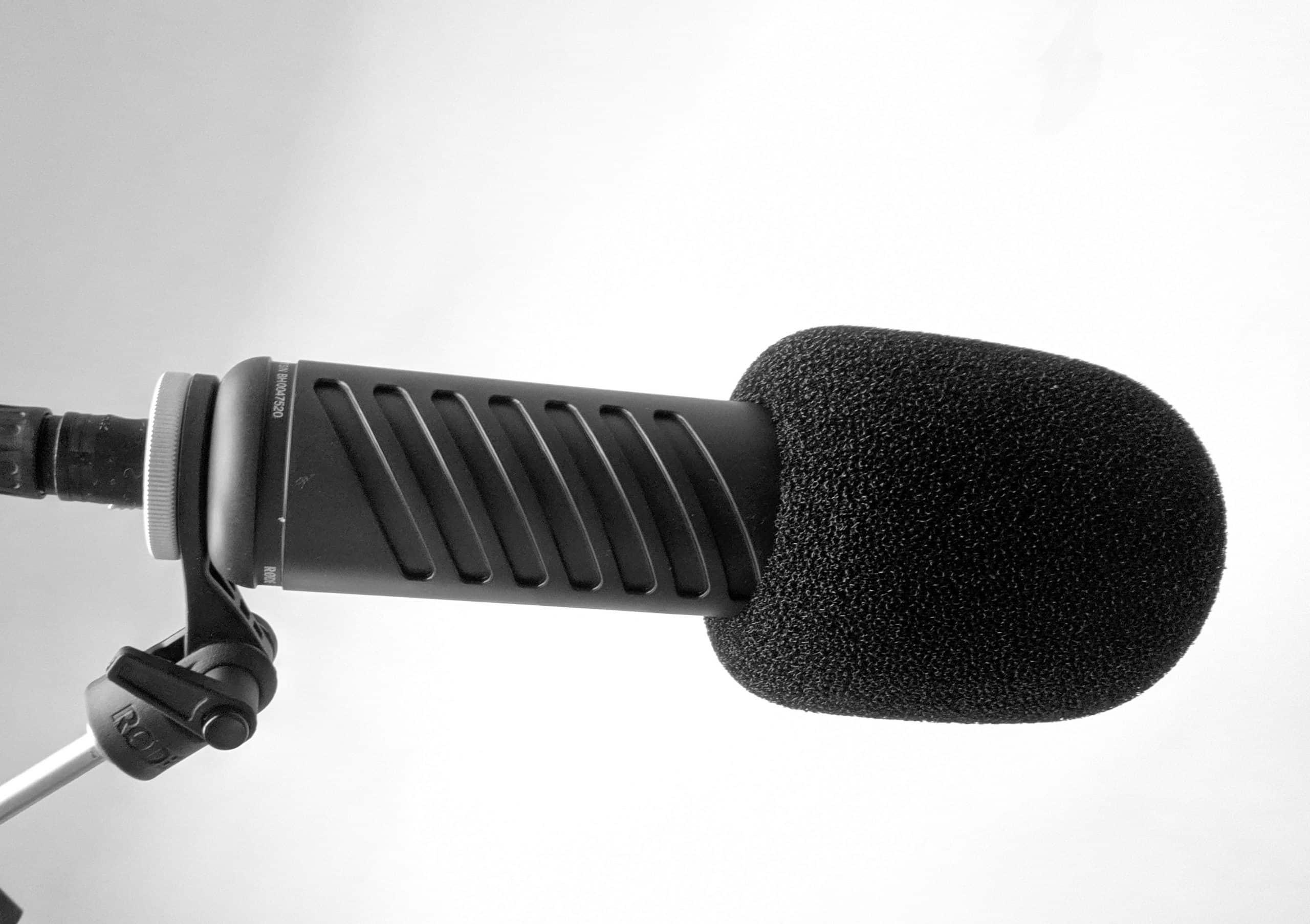 Le Rode Podcaster est un microphone dynamique USB à captation frontal