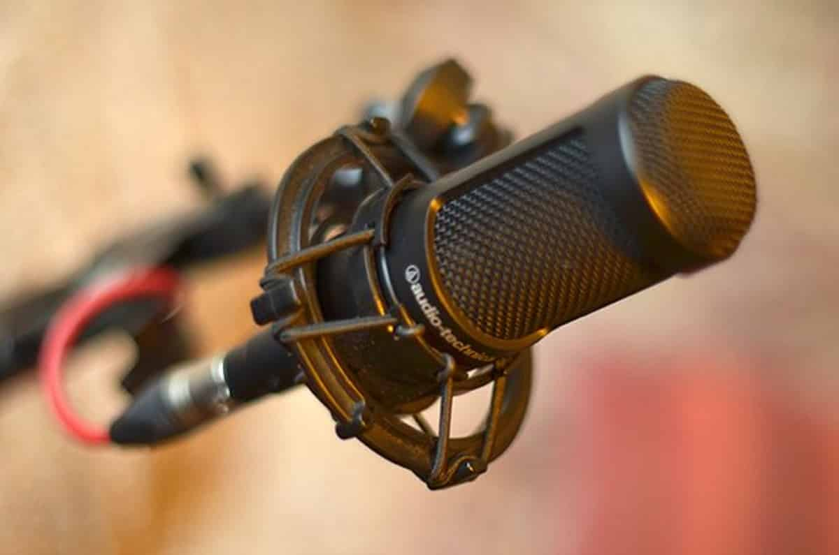 Audio-Technica AT 2035 est un microphone omnidirectionnel polyvalent.