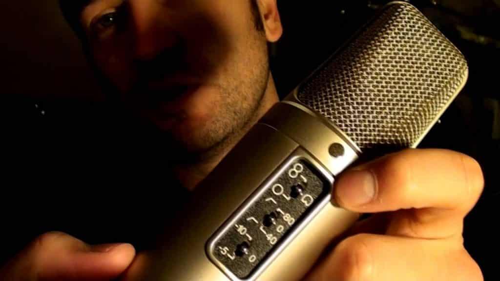 Microphone NT2-A avec sa qualité audio remarquable