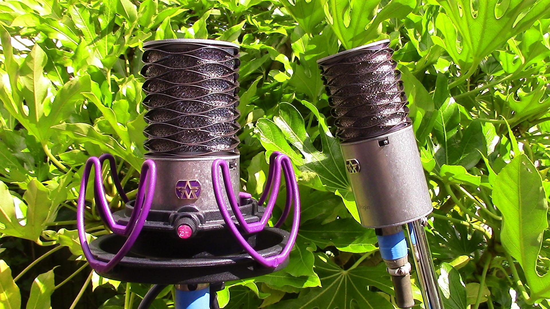 Aston Microphone Origin : Un des meilleurs micros à condensateur