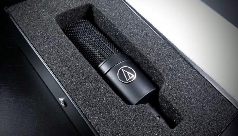 Audio-Technica AT4040 : Un microphone omnidirectionnel