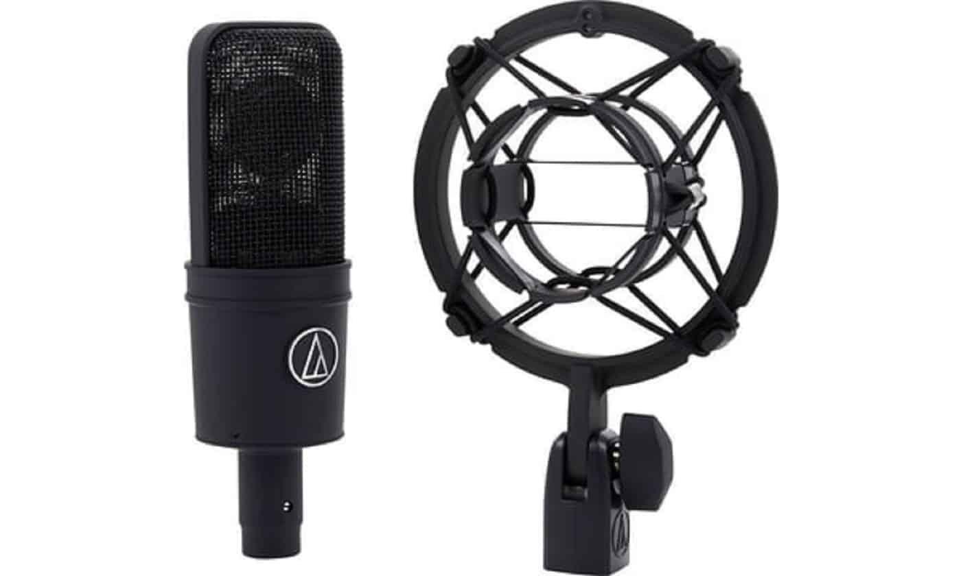l'Audio-Technica AT4040 rapproche des autres modèles micro perche