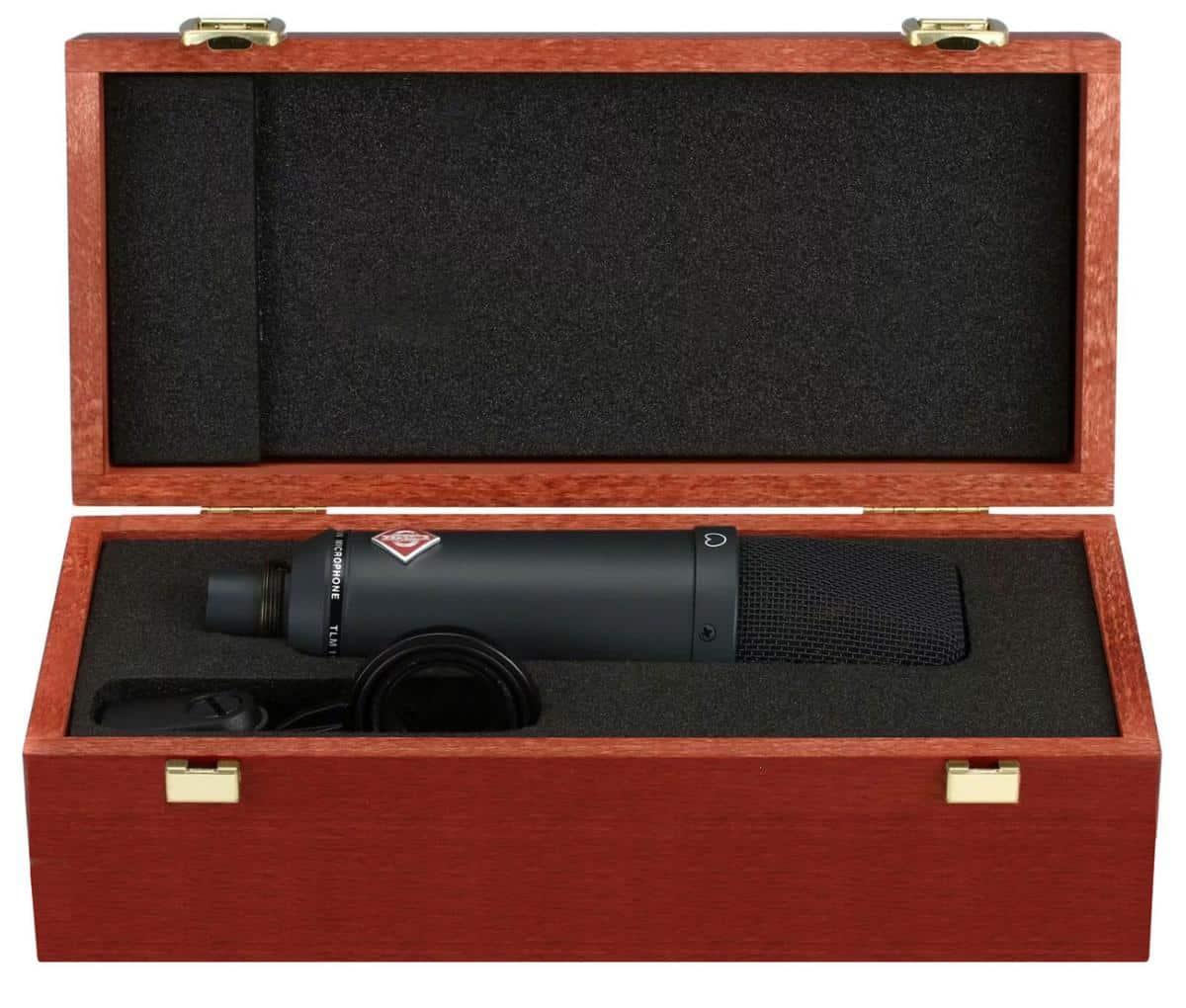 Le microphone à condensateur Neumann TLM 193