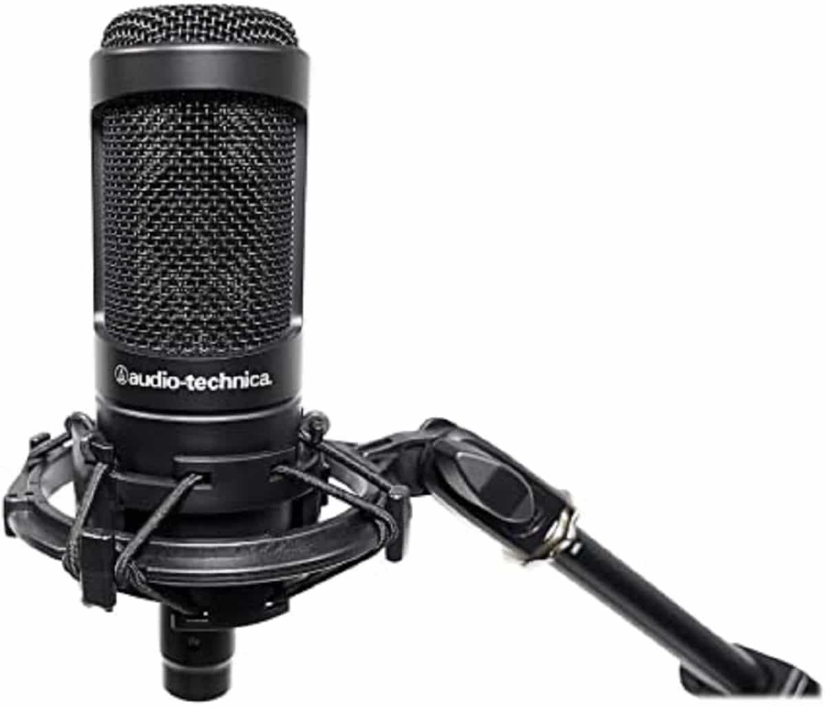 L'Audio-Technica AT2050 peut capturer des ondes en mode cardio.