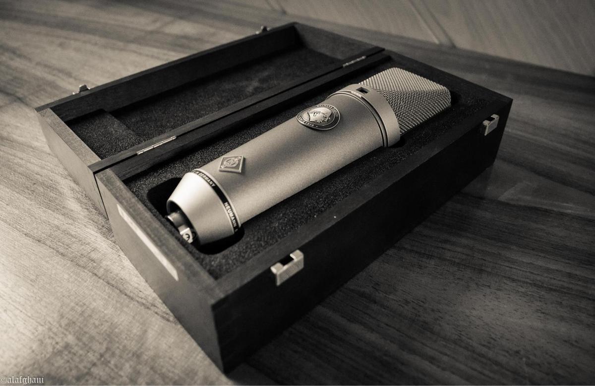 Neumann TLM67 : microphone haut de gamme