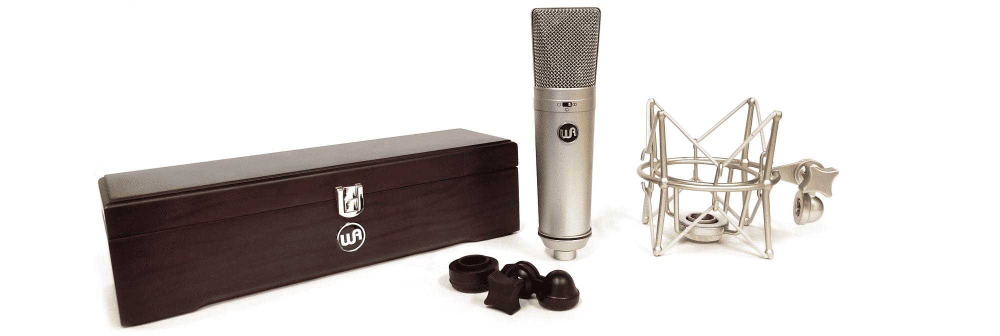 Packaging de Audio WA-87