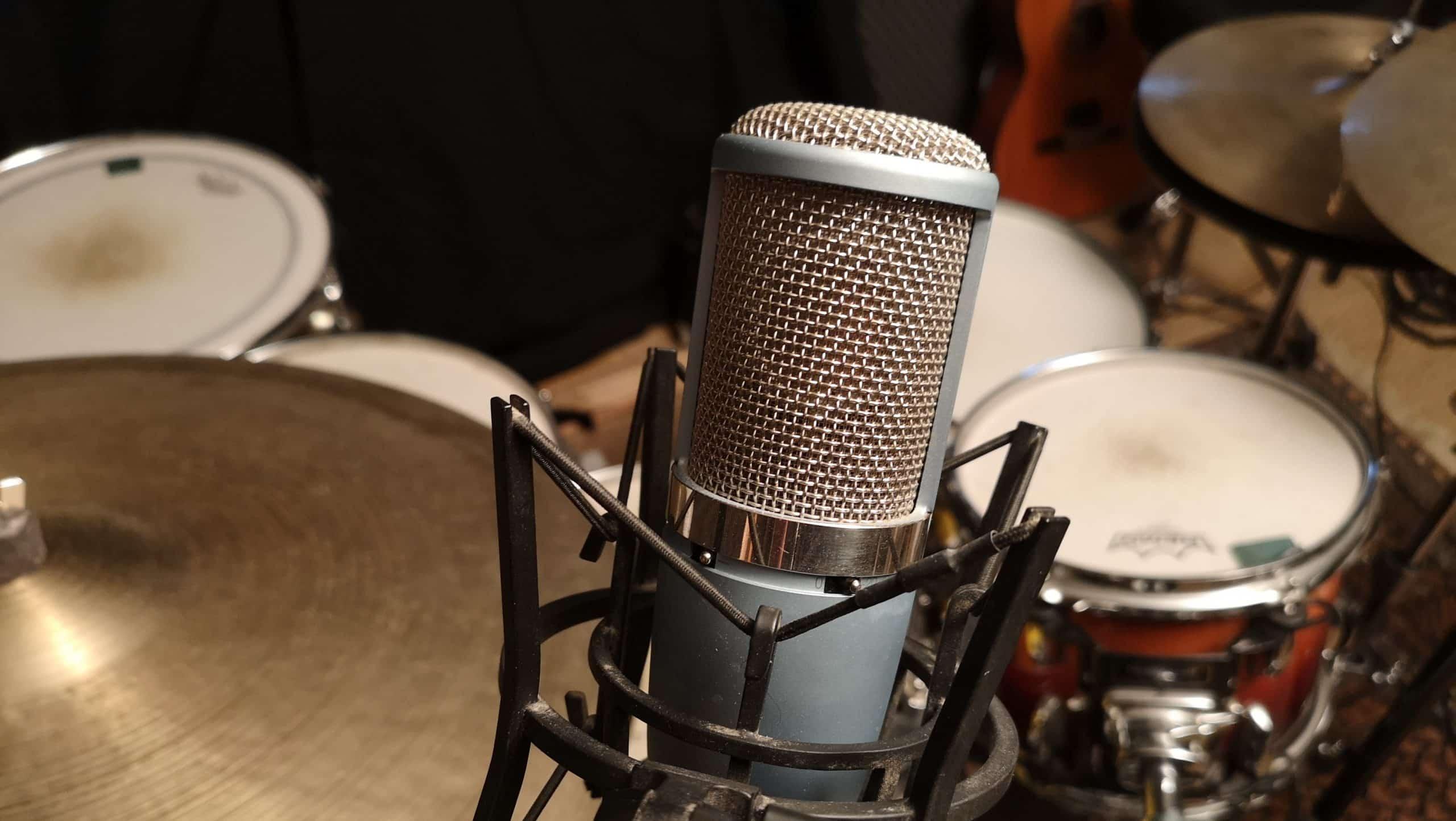 L'AKG P420 est un microphone à condensateur.