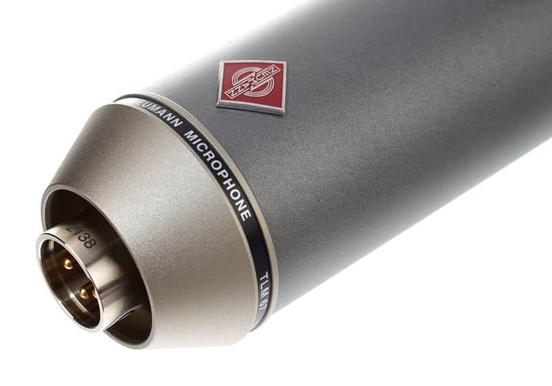 Le Neumann TLM67 est un microphone à haute technologie