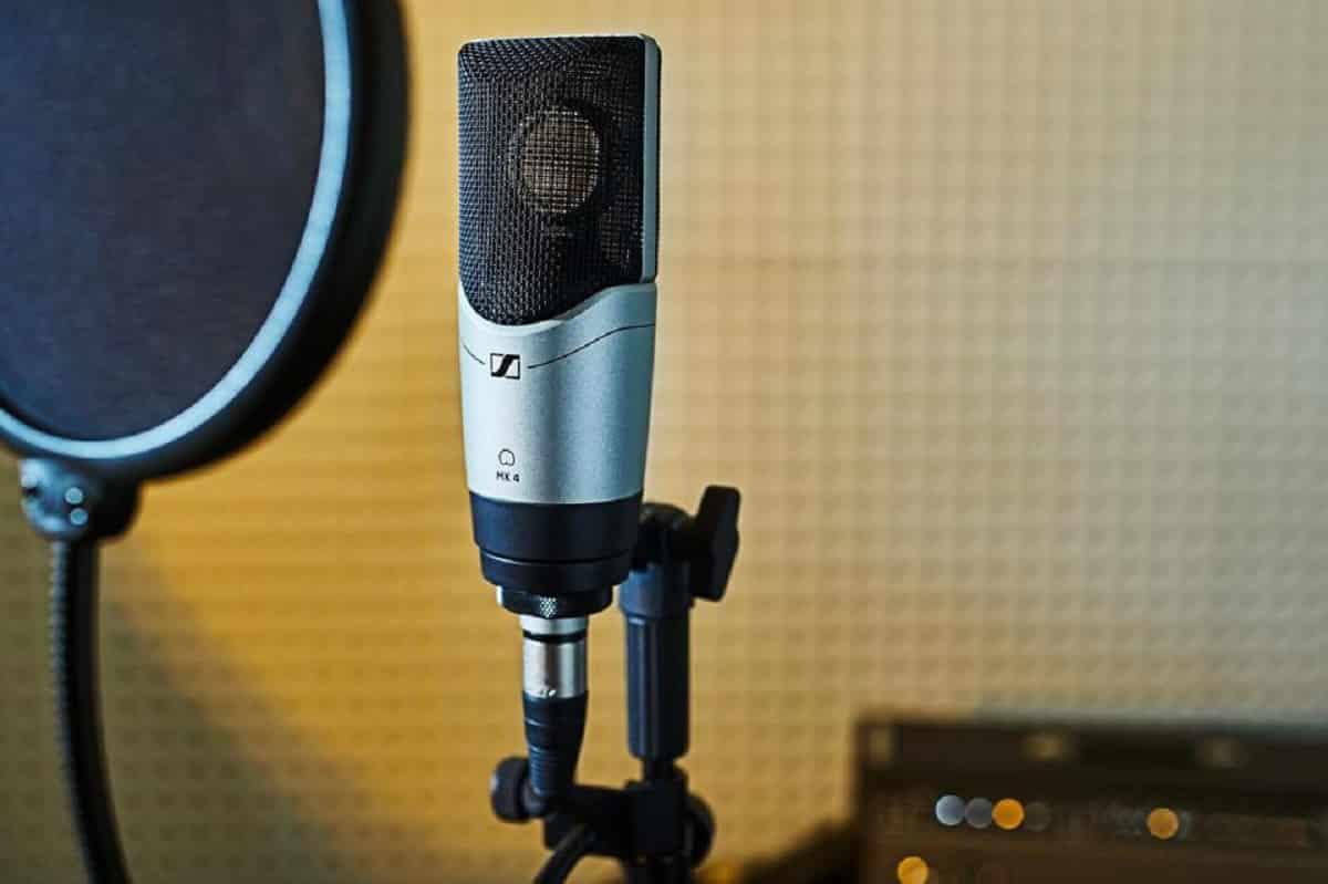 Un micro idéal pour capturer des performances vocales