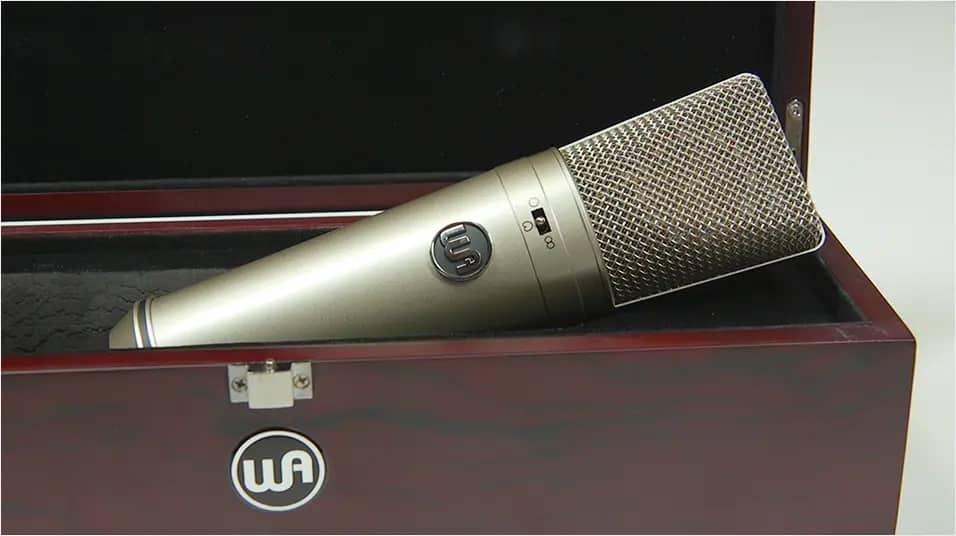 Le WA-87 délivre une qualité sonore de haut niveau.