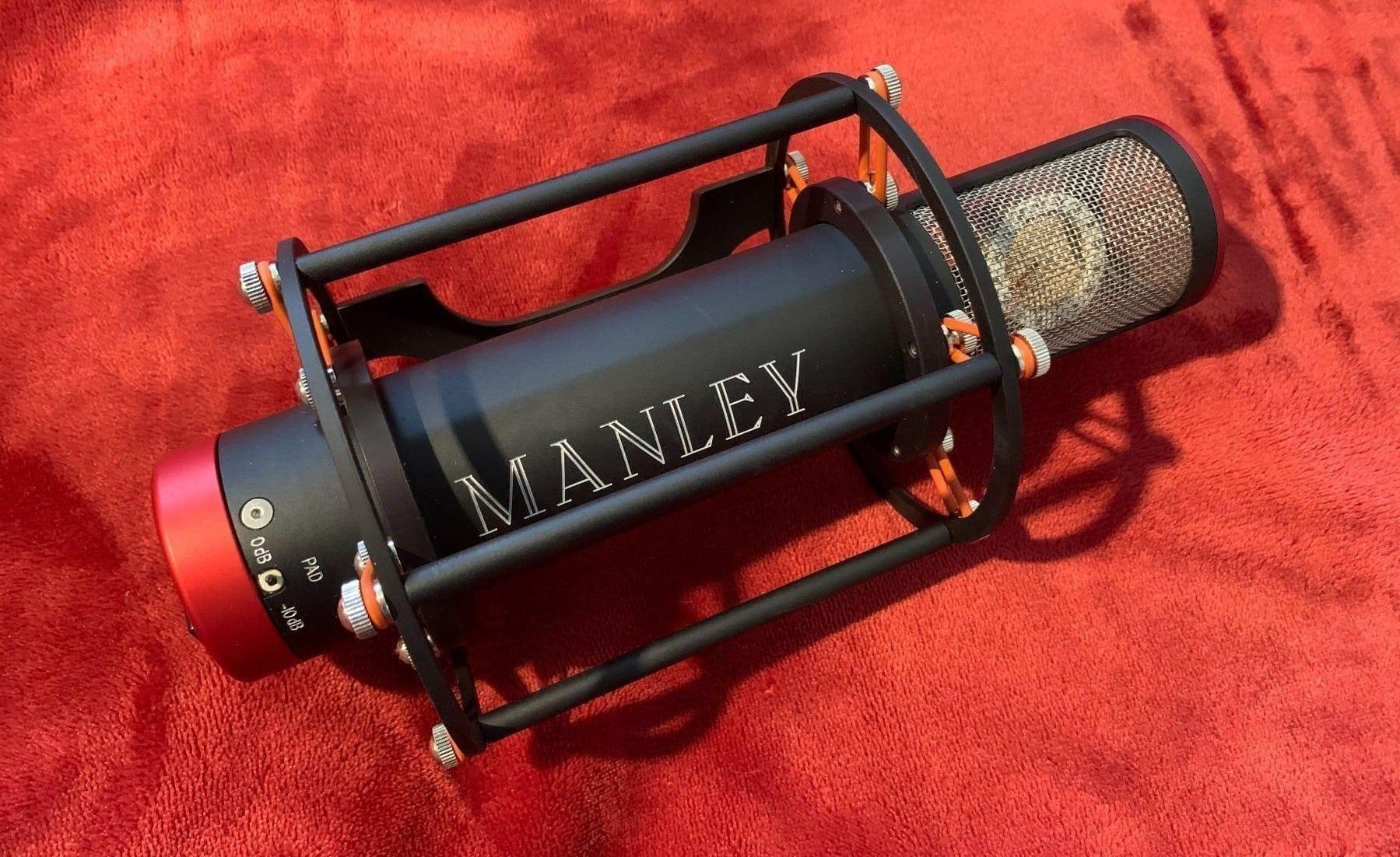 Un micro à condensateur incontournable pour les professionnels du son.