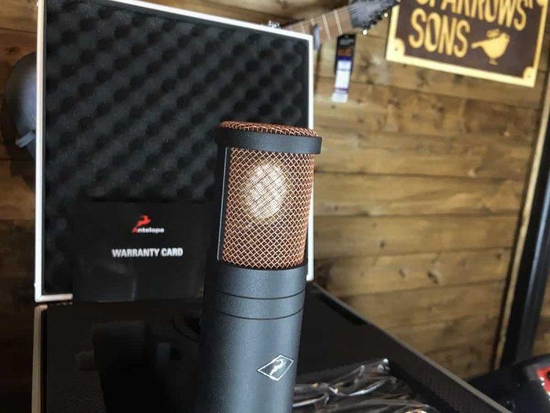 Antelope Audio Edge Go Test Complet