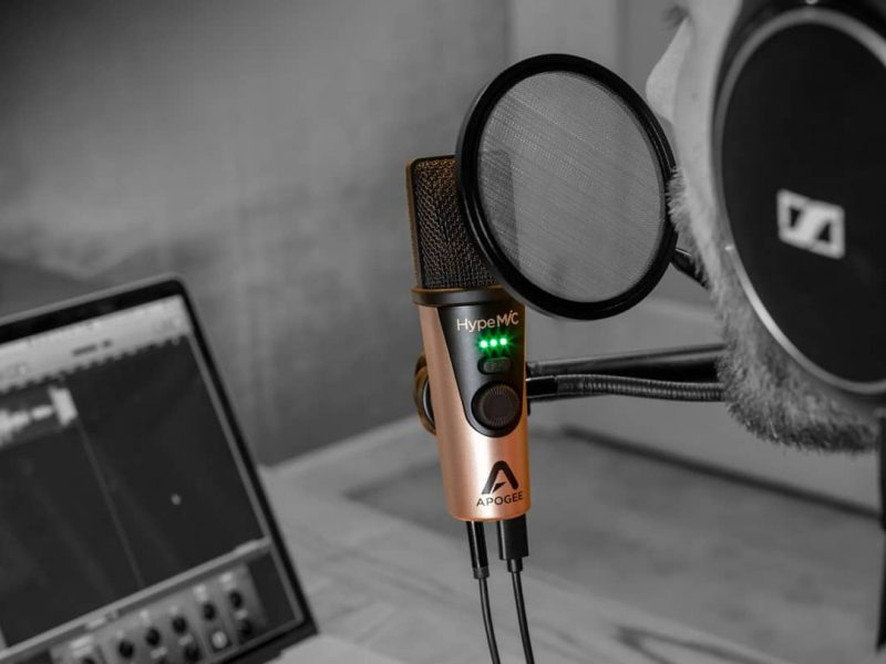 Apogee HypeMic Test Complet
