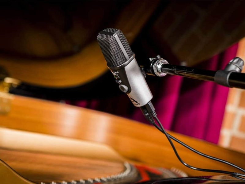 Apogee MiC Plus Test Complet