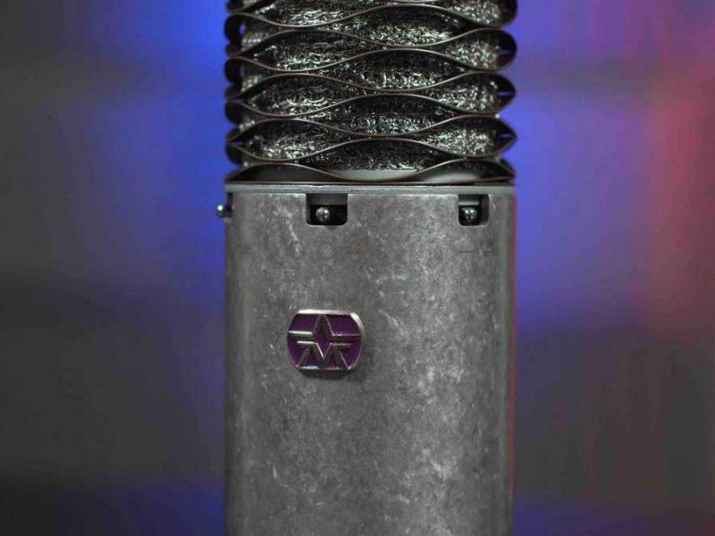 Aston Spirit Microphone Test