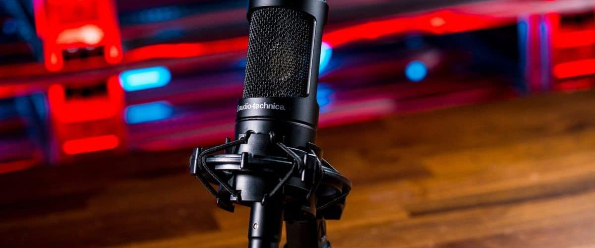 Audio-Technica AT 2050 Test Complet