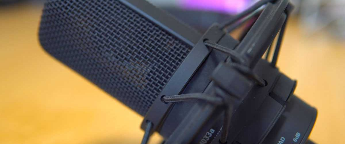 Audio-Technica AT4033A Test Complet