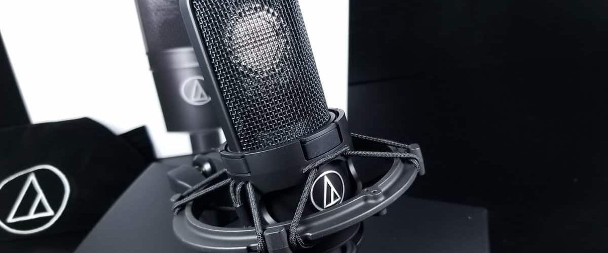 Audio-Technica AT4040 Test Complet