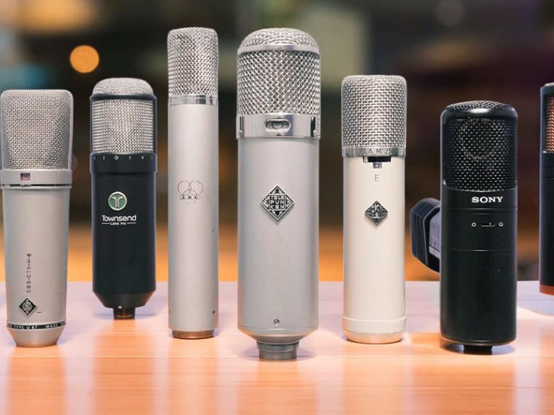 Meilleur Microphone Studio